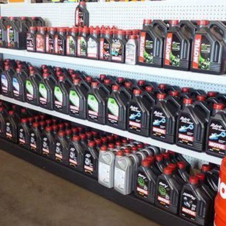 Gamme de lubrifiants